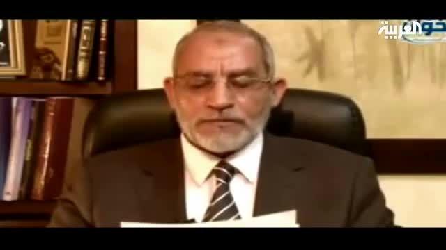 مستندی درباره محمد مرسی