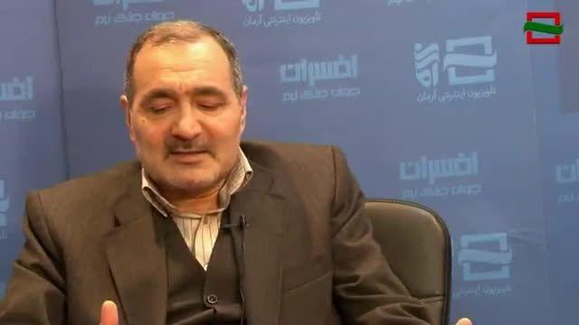 پاسخ محکم شهید تهرانی مقدم به معاون وزیر دفاع روسیه