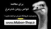 روغن شترمرغ چیست؟ | Mizban-Shop.ir