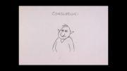 انیمیشن با ریچارد ویلیامز جدول کاری زمان یندی و فاصله3-4