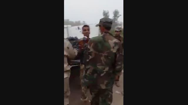 مشروبات الکلی داعش