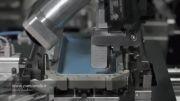تولید قاب 5c  در کارخانه اپل