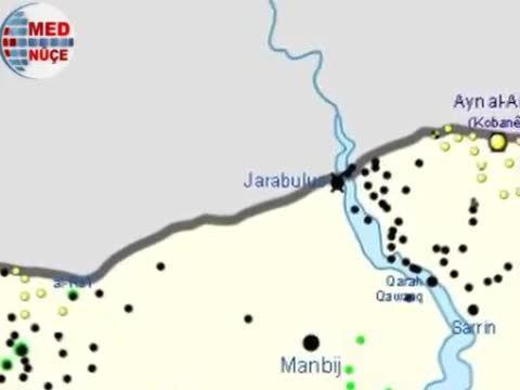 کمک تسلیحاتی ترکیه به داعش
