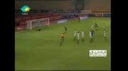 گل های بازی استقلال خوزستان 1 - 1 پدیده مشهد
