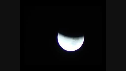 تصاویری از ماه گرفتگی * ابر ماه * در ایران