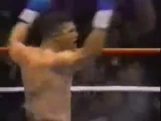 مبارزه اَندی هوگ و پاتریک اِسمیت 1994