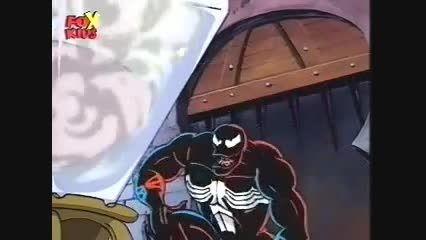 سریال کارتونی مرد عنکبوتی برگشت ونوم پارت 2