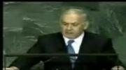 عصبانیت نتانیاهو از دست احمدی نژاد