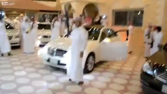 عروسی جنجالی یکی از شاهزاده های سعودی