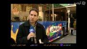 راه اندازی اتوبوس گردشگری در تهران