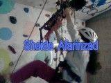 عملیات نجات توسط شیدا در دیواره !!!