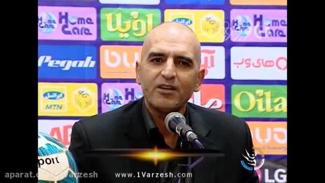 حواشی هفته دوازدهم لیگ برتر فوتبال ایران