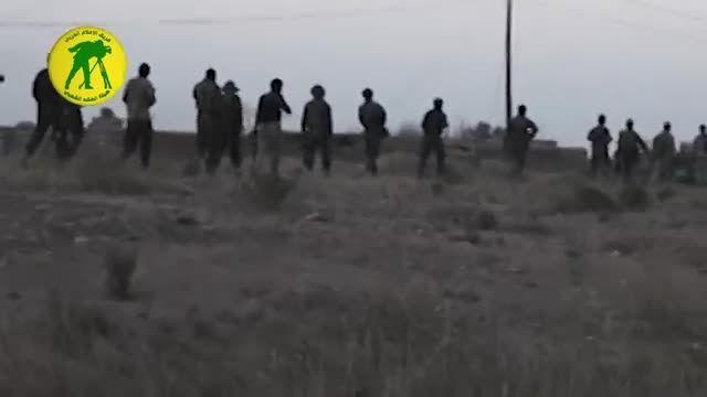 بیجی - عملیات حزب الله عراق ضد داعش