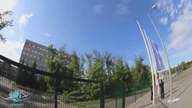 آماده شدن والیبال ایران برای دیدار با قهرمان المپیک