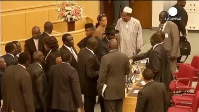 خودداری رئیس جمهوری سودان جنوبی از امضای قرارداد صلح
