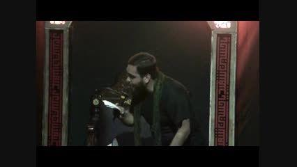 شب ششم محرم ۱۳۹۴-کربلایی علی برجی - شور