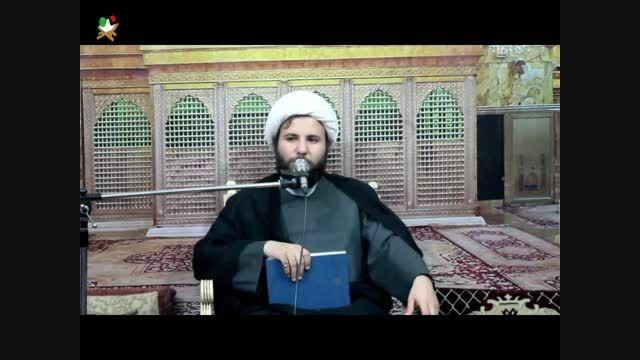 """مهمترین هدف شیطان """"قلب""""-حجت الاسلام عباس مولایی-عهدما"""