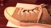 کفش کتونی وحشتناک
