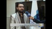 میثم طاهری از شاهرود - وبسایت برتر افسران جوان جنگ نرم