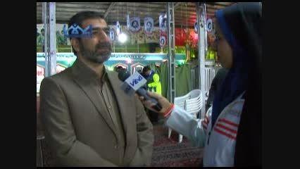 برنامه های ستاد نوروزی برای مسافران نوروزی در اصفهان