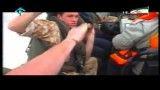دستگیری کماندوهای انگلیسی در خلیج فارس توسط سپاه