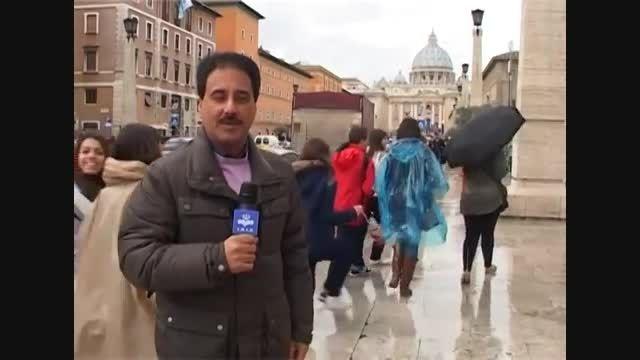 حمید معصومی نژاد و دخترای ایتالیایی!