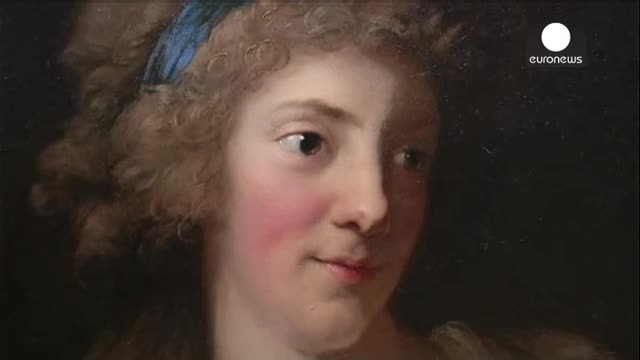 آثار آنتون گراف، چهره نگار مشهور در موزه ملی برلین