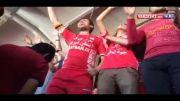 هیجان در ورزشگاه سهند تبریز (یادگار امام)