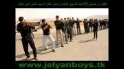 عاشورای حسینی 93 هیئت قمر بنی هاشم در مسیر امامزاده