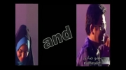 فیلم جدایی فرزاد حسنی از آزاده نامداری ...