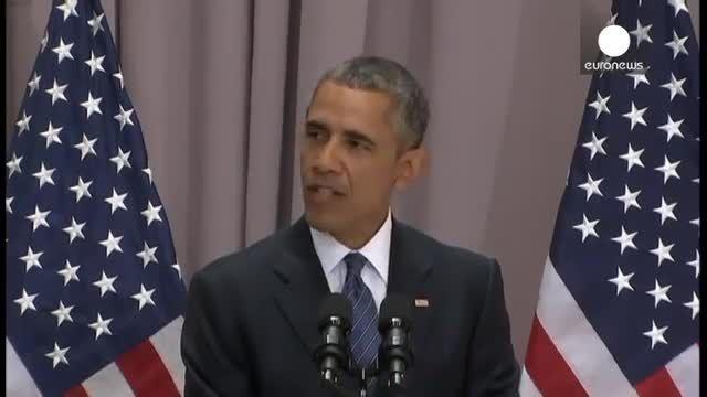 اوباما: نتانیاهو در مورد توافق با ایران اشتباه میکند