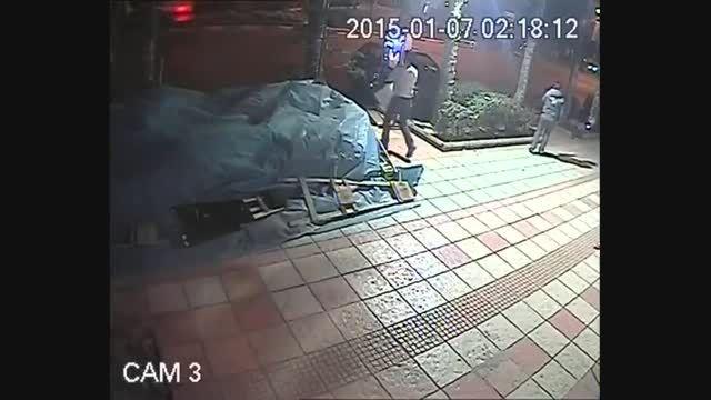 دوربین ثبت تصادف