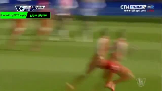 خلاصه بازی لیورپول 1-3 منچستر یونایتد(لیگ برتر انگلیس)