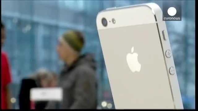 رکورد تاریخی کسب سود اپل از فروش آیفون