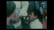 اصرار نوجوان بسیجی برای رفتن به جبهه