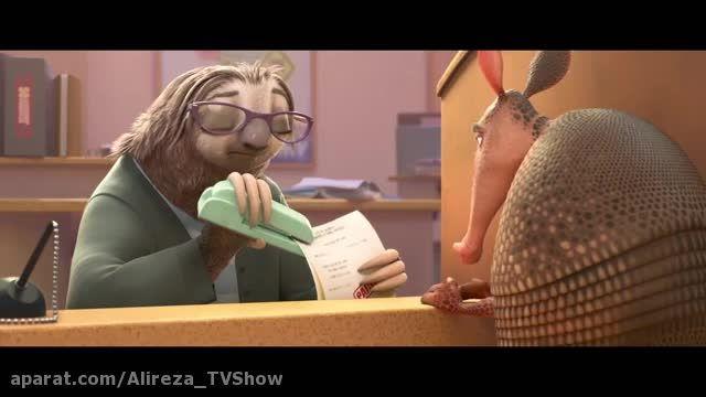 Zootopia Trailer - TvShow