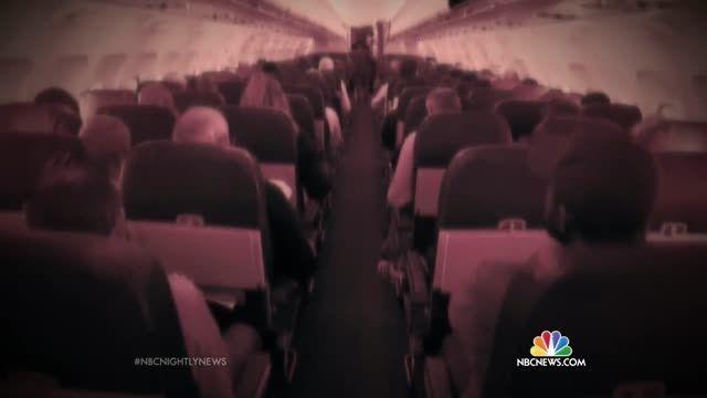 مرگ یک خلبان آمریکن ایرلاین حین پرواز در آمریکا