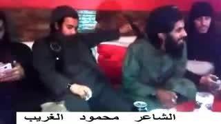 شُعرای قَصیده گویِ داعشی در عراق و سوریه - سوریه
