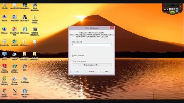 نصب مورتال کومبات برای کامپیوتر + دانلود