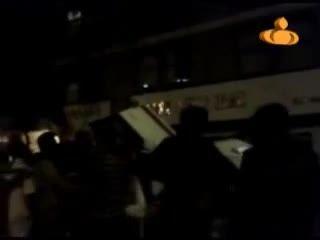 واژگونی خودرو سفارت روسیه در تهران