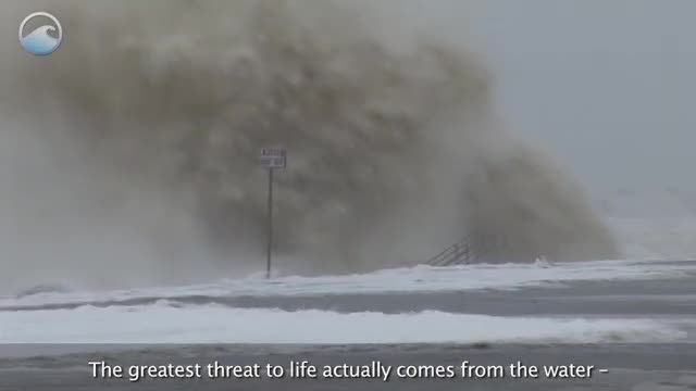 تهدید توفان های دریایی و مدلی برای پیش بینی آنها