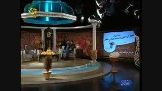 """سلفی گرفتن محسن افشانی در وسط برنامه زنده!!!""""خوشاشیراز"""""""