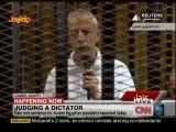 فیلم؛ آخرین دادگاه حسنی مبارک