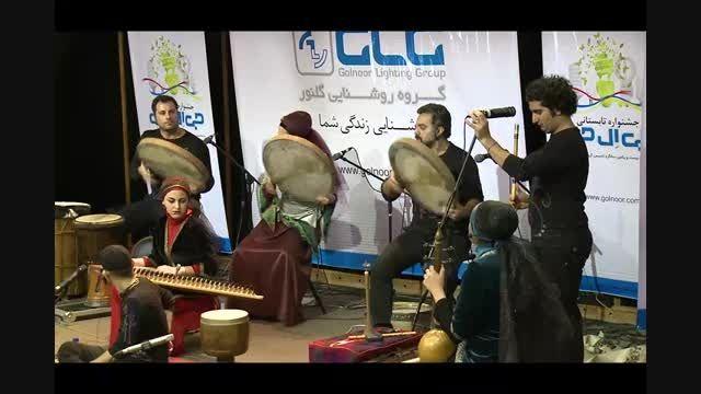 اجرای زنده گروه رستاک در جشنواره تابستانی GLG