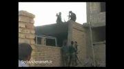 درگیری نیروی انتظامی با قاچاقچیان