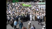 حضور با شکوه مردم مراغه در روز جهانی قدس