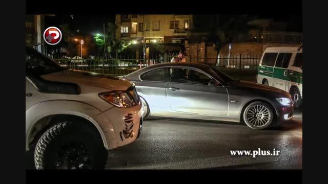 خطر توقیف شبانه در کمین خودرو های لوکس