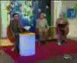 قرائت قرآن توسط حاج میلاد اردستانی در شبکه قرآن