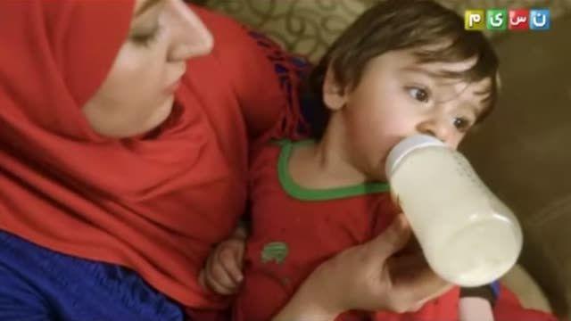 عوارض شیر خشک برای کودکان