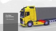 17. کامیون ولوو اف اچ 2013 _ فرمان پذیری و هندلینگ کامیون